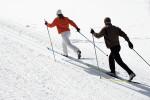 Довгі міжкраїнових стежка Ауффах-Niederau-Mill Valley Wildschoenau-Тіроль-Австрія-Oostenrijk-лижні взимку-Fun-Fun